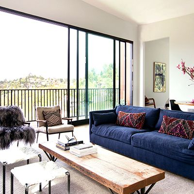 Home Tour: A Modern Family's Custom Hillside Home