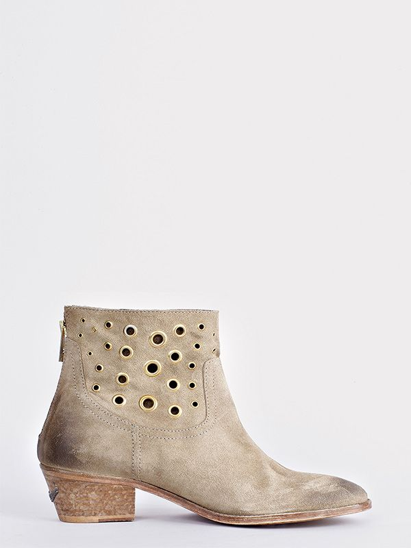 Zadig & Voltaire Teddy Boots