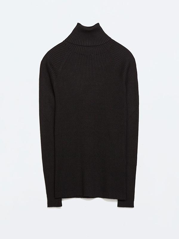 Zara Ribbed Sweater