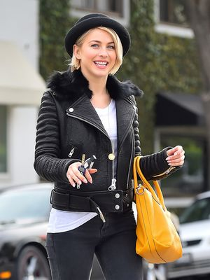 Have to Have it: Julianne Hough's Too Cool Moto Jacket