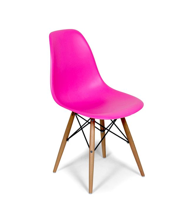 Overstock Eames-Inspired Dining Chair