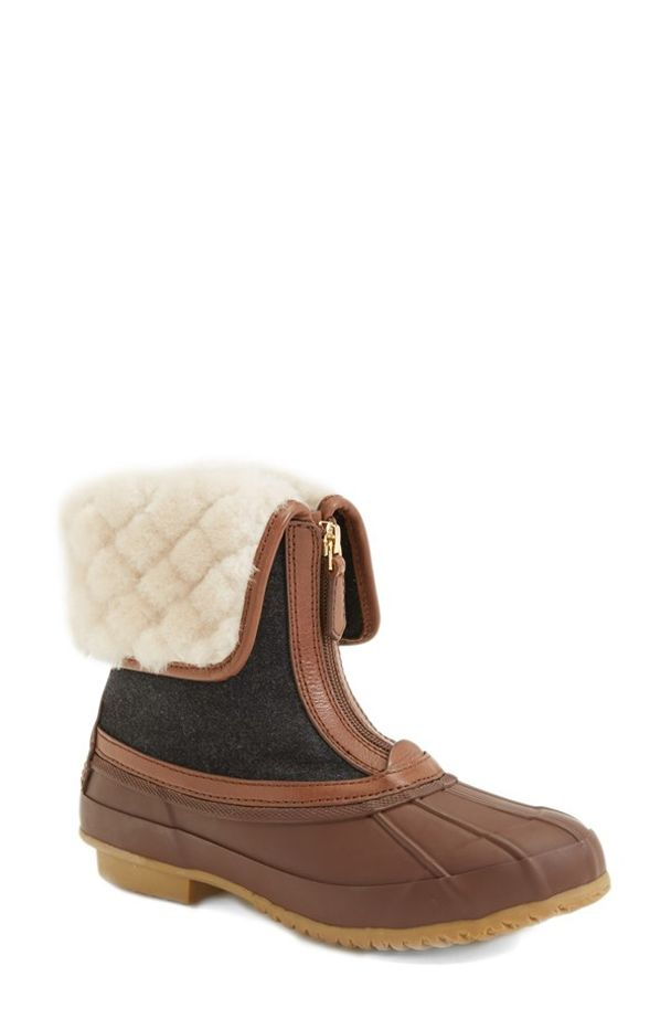 Tory Burch Abbott Booties