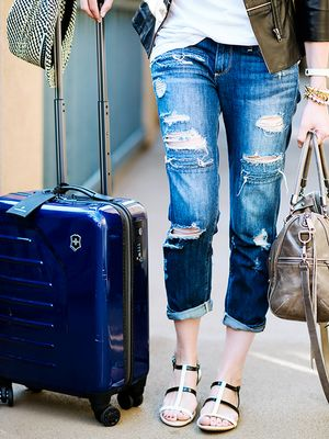 How to Pack Two Weeks' Worth of Winter Clothes in One Suitcase