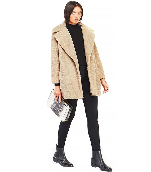 Reformation Wolfe Coat