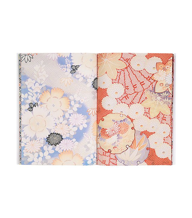 Paper Source Kimono Wrapping Paper Book (Book of 12)