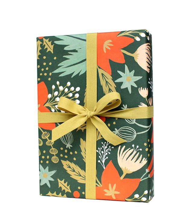 Rifle Paper Co. Holiday Greens Wrapping Paper (Set of 3)