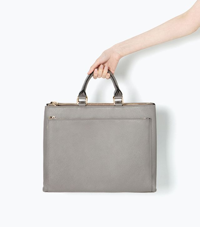 Zara Office City Bag