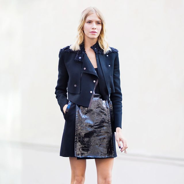 Don't Like Patent Leather? 11 Looks That Will Change Your Mind