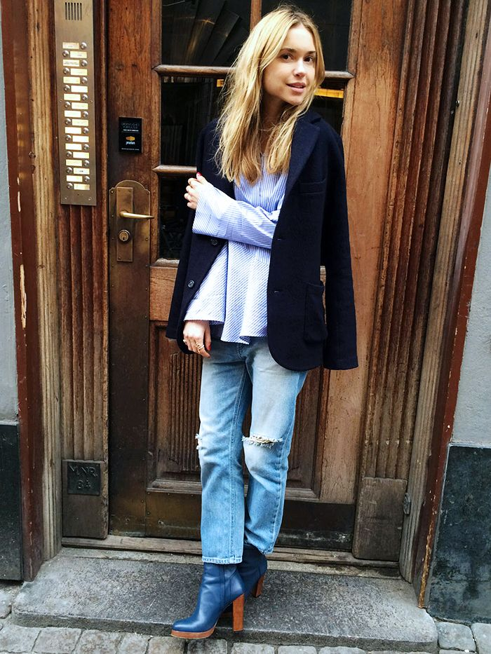 Denim 101 How To Style Every Pair Of Jeans You Own Who