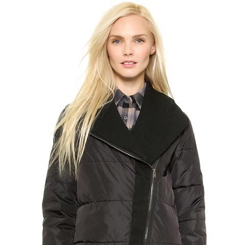 Larissa Long Puffer Coat