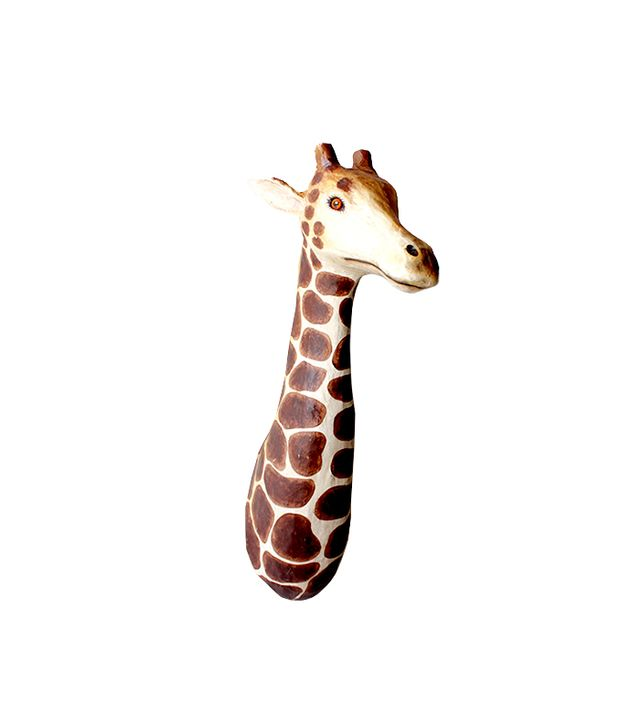 Nickey Kehoe Paper Taxidermy Giraffe