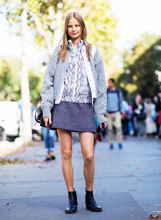 11 Ways to Wear Tweed Without Looking Too Conservative