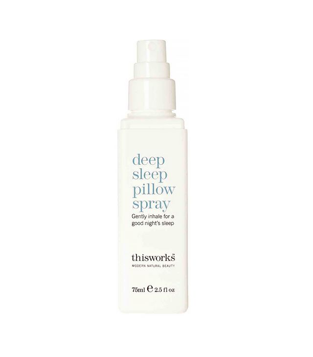 Try a Pillow Spray
