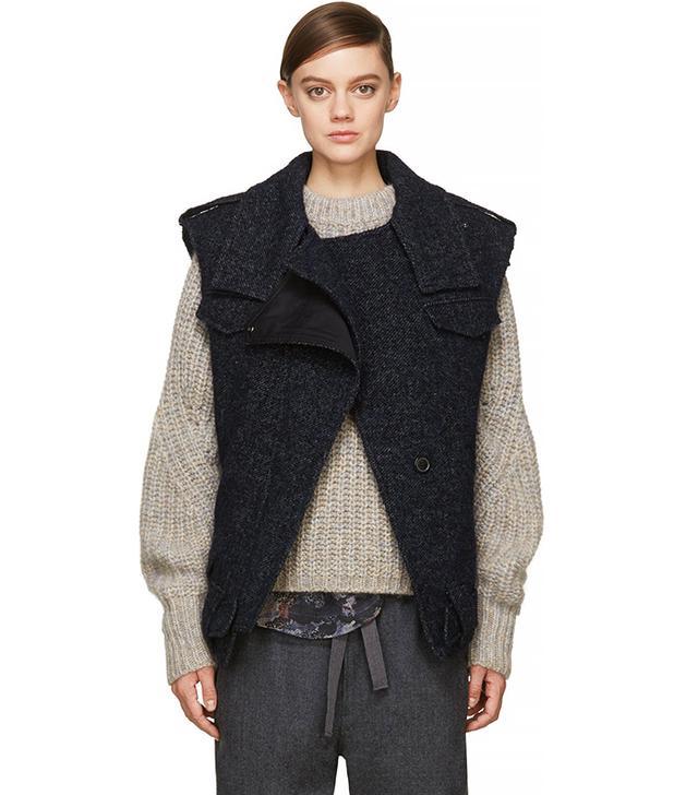 Isabel Marant Tweed Vest
