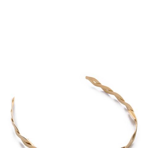 The interwoven Headband