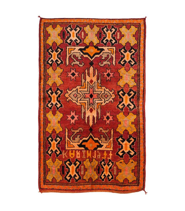 ABC Carpet and Home Vintage Moroccan Rug