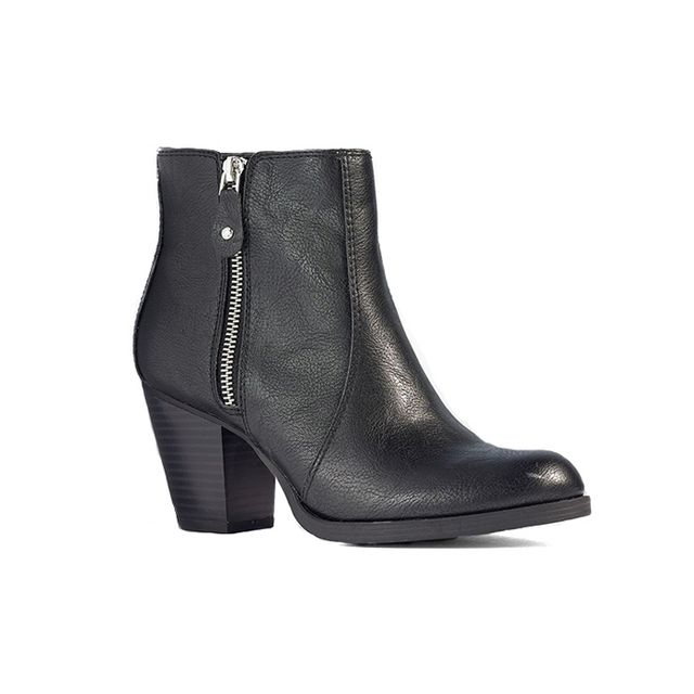 Simply Vera Vera Wang Zipper Ankle Boots