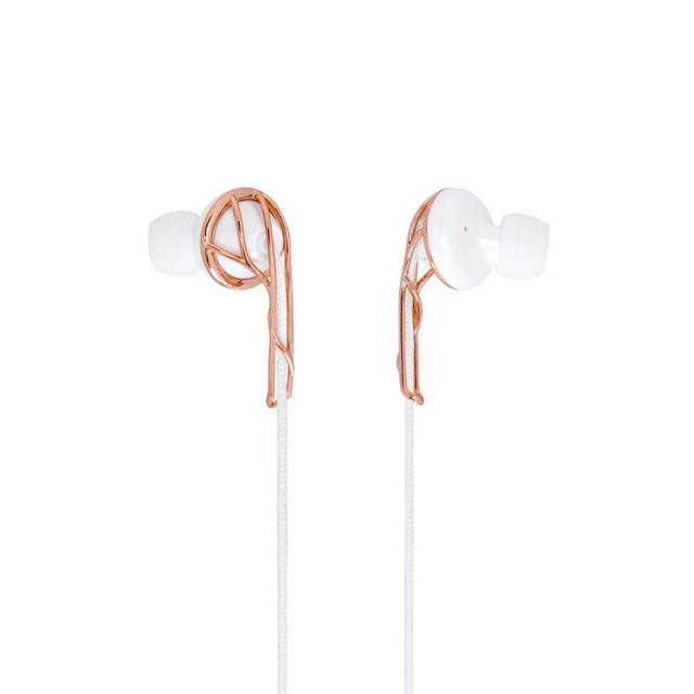 FRENDS Rose Gold Ella B Earbuds