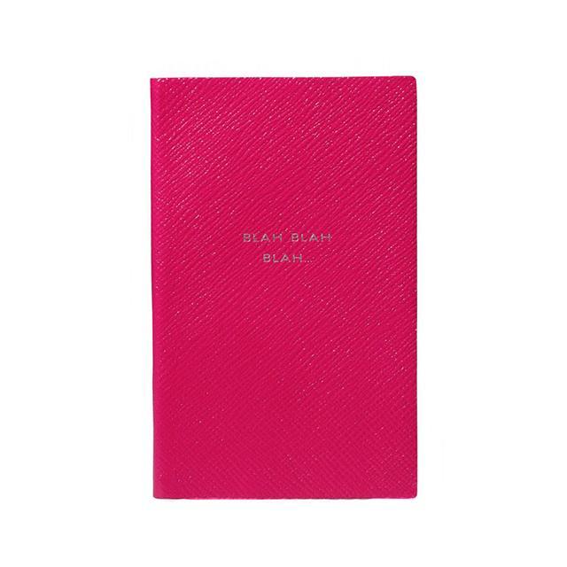 Smythson Blah Blah Blah Notebook
