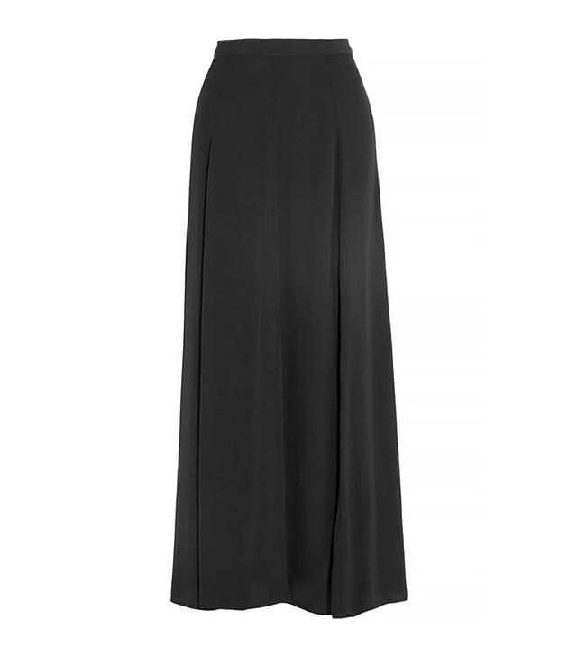 Etoile Isabel Marant Fleming Crepe Maxi Skirt
