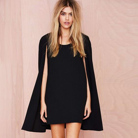 Catherine Cape Dress
