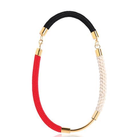 Cording Necklace