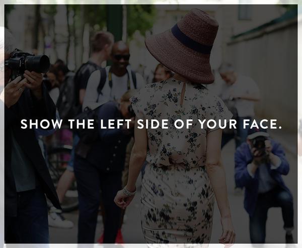 How to Look Photogenic