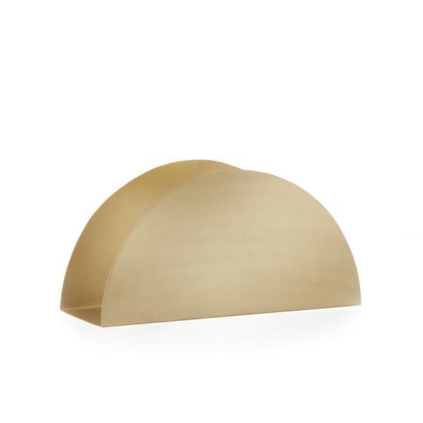 Poketo Brass Semicircle Stand