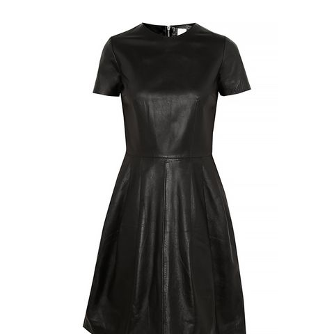 Florence Leather Dress