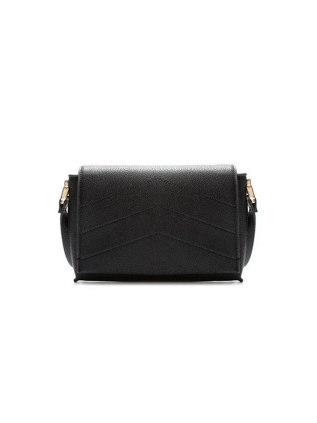 Zara,Forever 21 Basic Messenger Bag