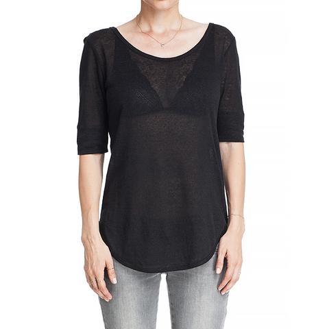 Boatneck T-Shirt