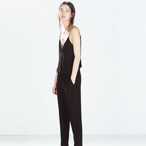 Full Length Combined Jumpsuit