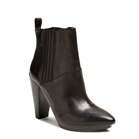 Goa Pointed-Toe Platform Boot