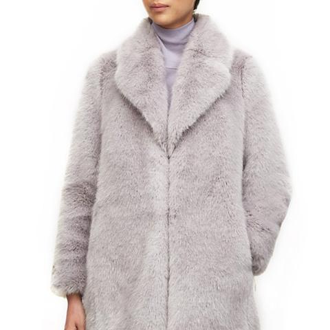 Kumiko Short Faux Fur Coat