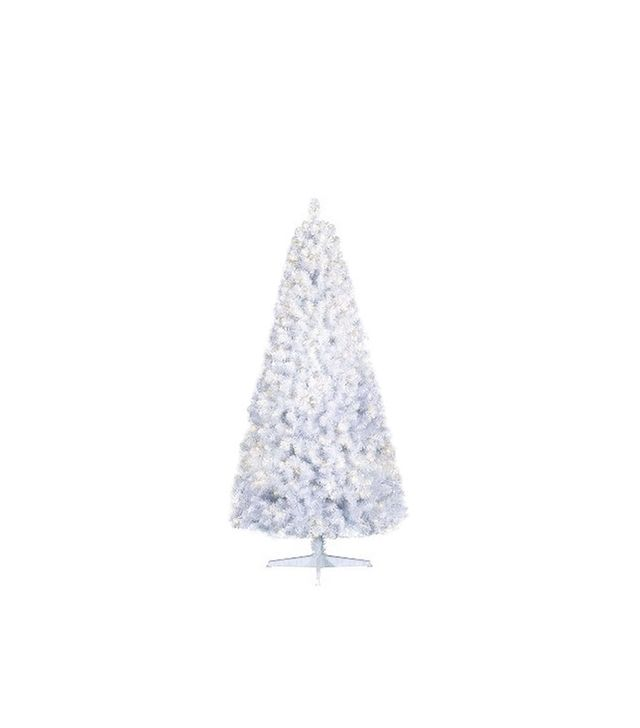 Target Prelit White Glacier Pine Artificial Christmas Tree