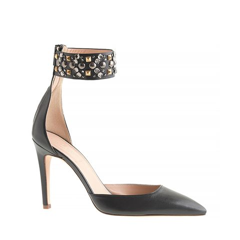 Natasha Jeweled Pumps