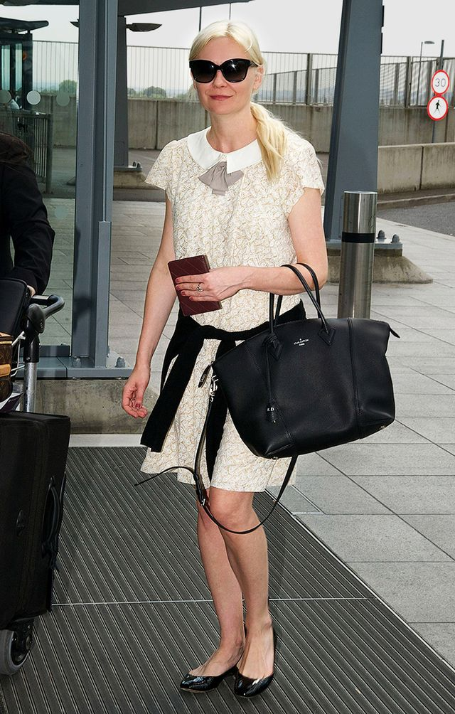 From Alba to Olsens, Style Tricks We've Learned from Stars at Airports