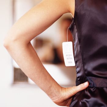 Confession Time: Do You Ever Cut the Size Tag Out of Your Clothes?