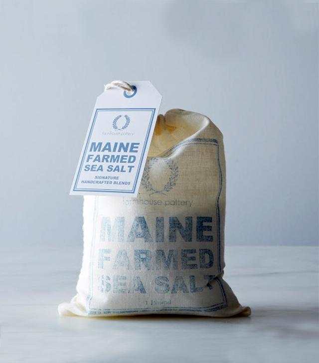Farmhouse Pottery Maine Farmed Sea Salt