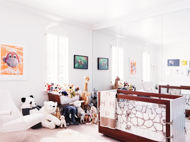 Celebrity kid bedrooms