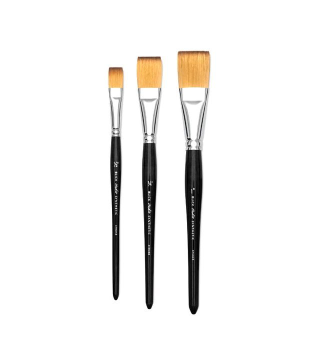 "Blick Premium ""Sableine"" Synthetic Brushes"