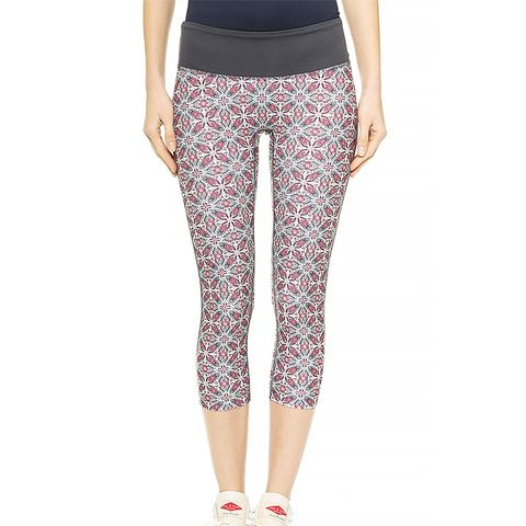 Foulard Cropped Leggings