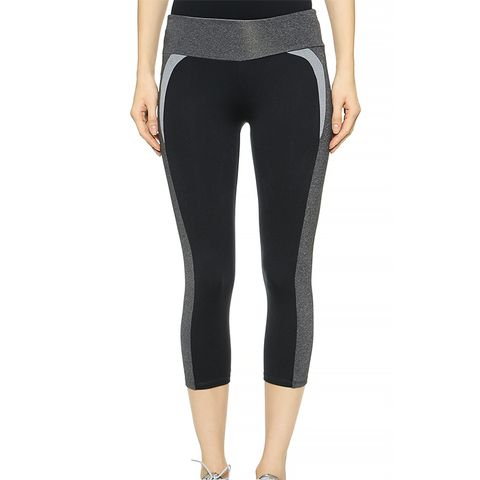 Colorblock Crop Leggings
