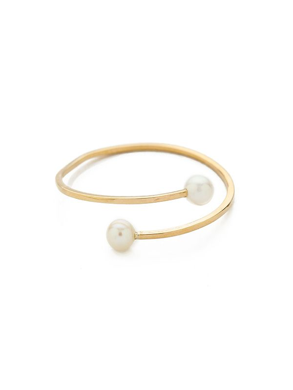 Kristen Elspeth Cultured Freshwater Pearl Ring