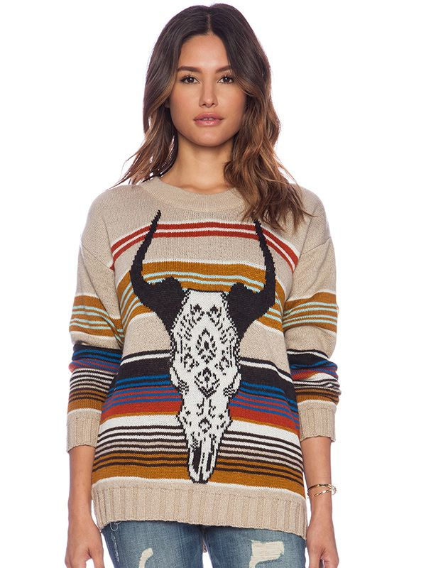 Jen's Pirate Booty Desert Queen Sweater