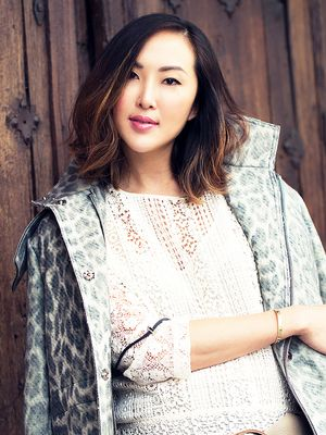 Exclusive: The Secret to Chriselle Lim's Winter Glow