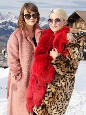 Bundling Up in the Snow Has Never Looked So Chic