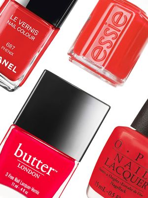 Editors' Picks: Best Red Nail Polish