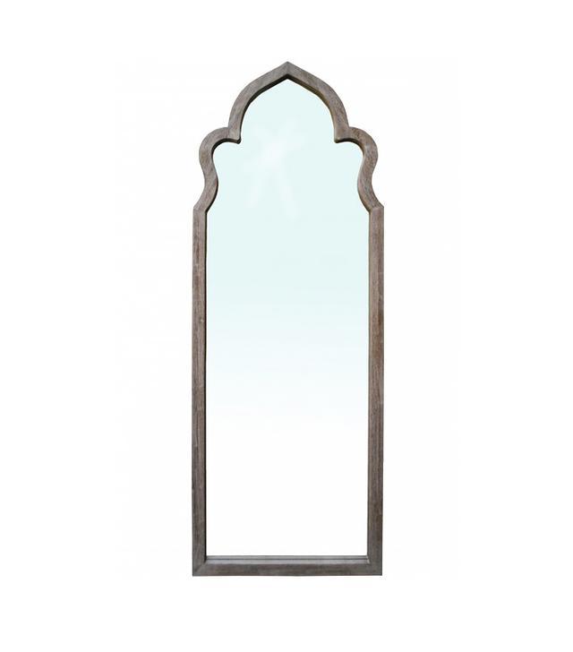 Calypso St. Barth Seychelles Floor Mirror