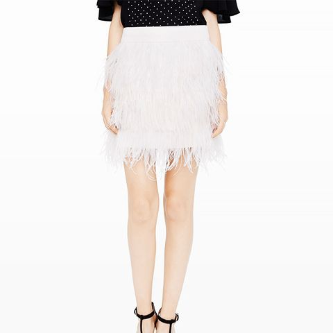 Dace Feather Skirt